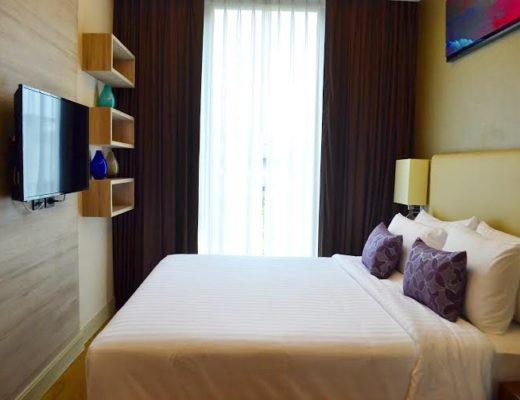 Adelphi 49, Bedroom