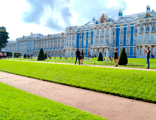 Catherine Palace St. Petersburg