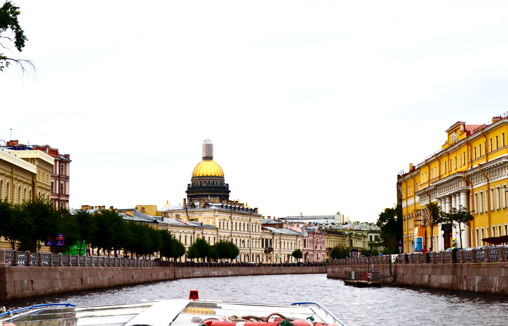 St Petersburg River Cruise
