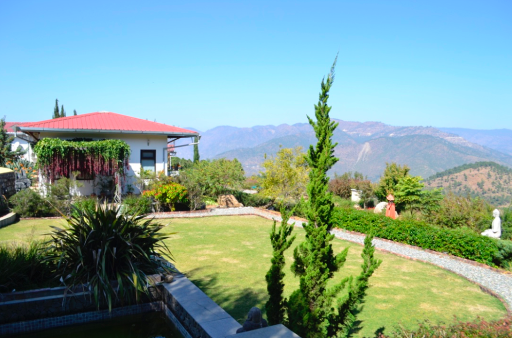 Junoon In The Hills- Luxury Cottage