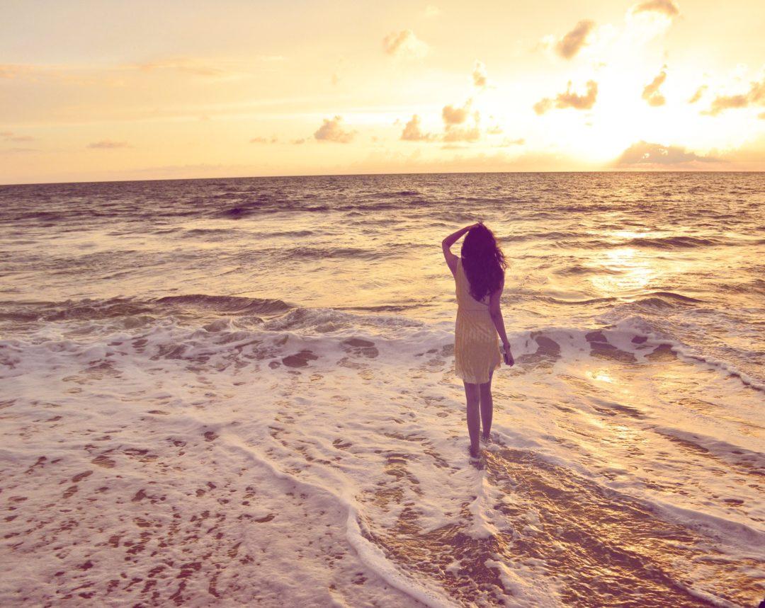 Colombo beach sunset