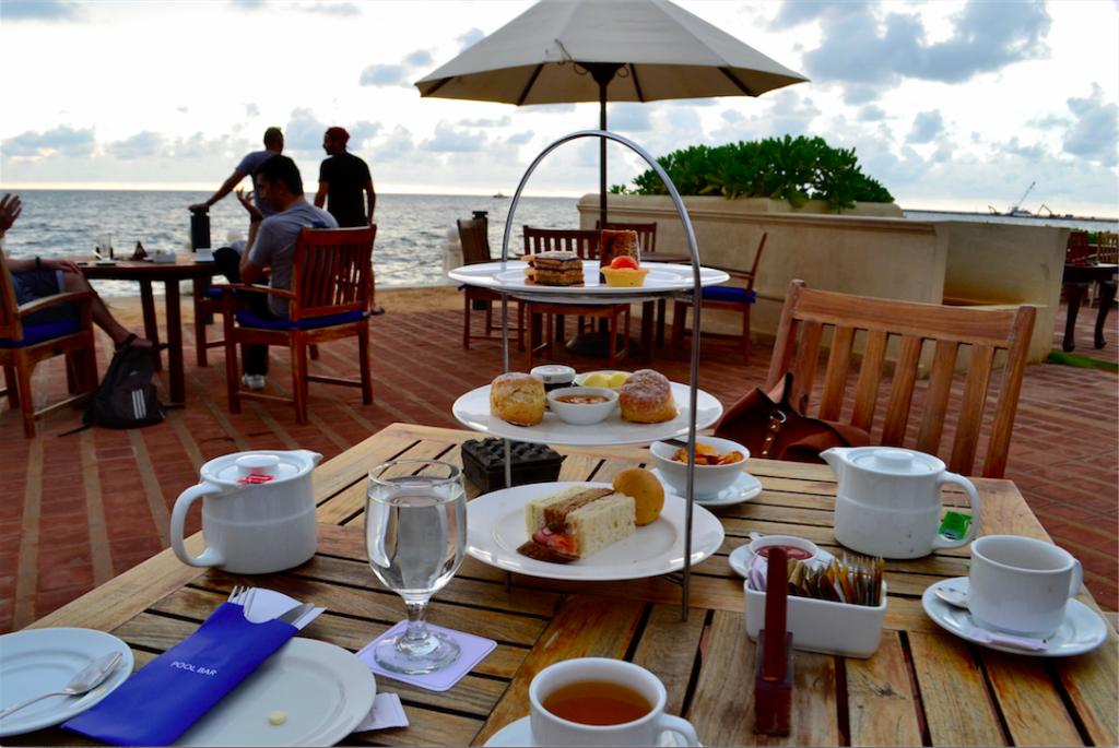 Galle Face Hotel High Tea Colombo