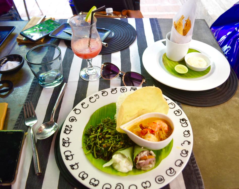 Paradise Cafe Food