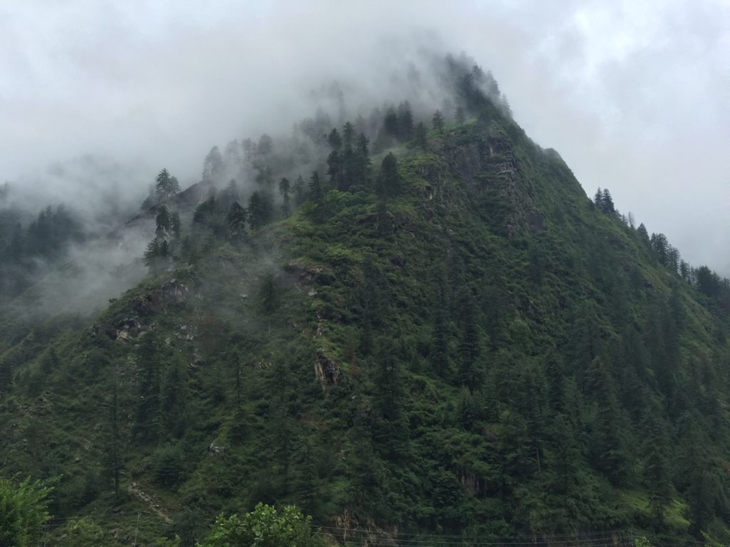 Drive to Kasol