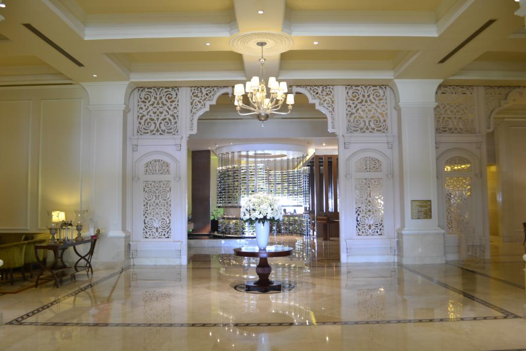 Lobby, Taj Samudra Colombo