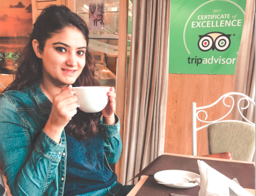 Sakley's Nainital Coffee