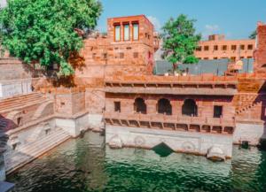 Jhalra or Chand Baoli (Stepwell) in Jodhpur