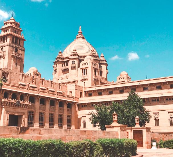 Jodhpur's Umaid Bhawan Palace- Museum