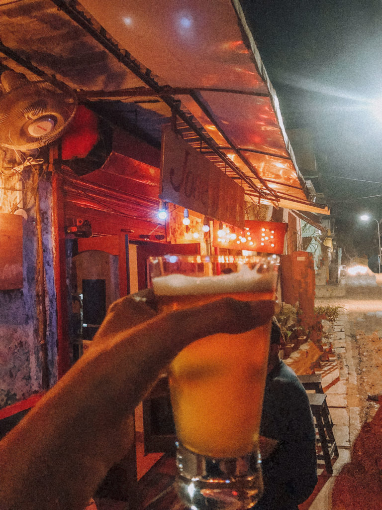 Joseph's Bar in Goa