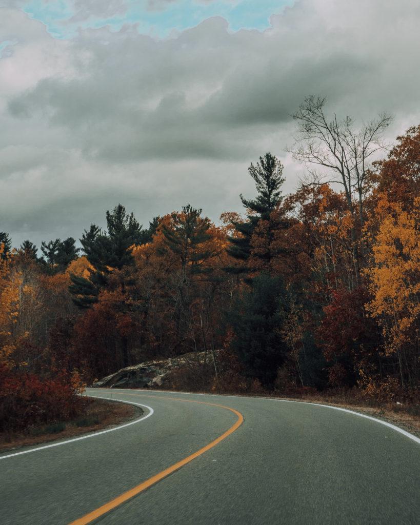 Muskoka Fall Drive