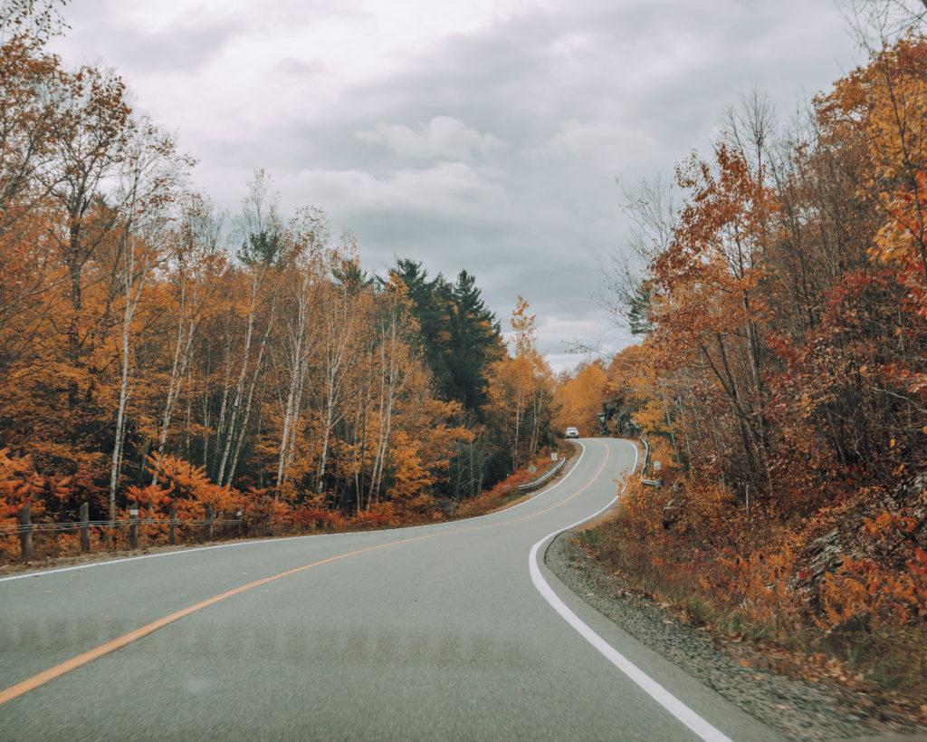 Drive Toronto to Muskoka
