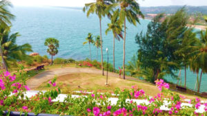 Leela Palace and Kovalam Beach