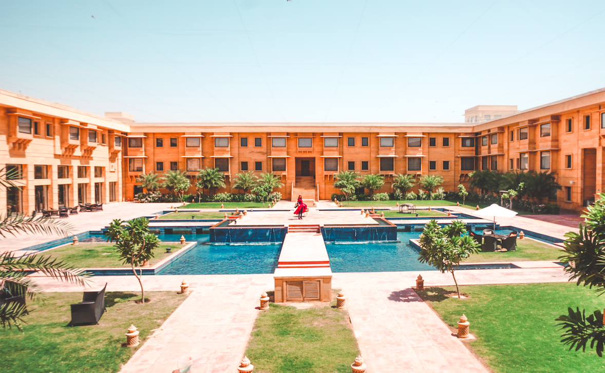 Courtyard at Marriott Jaisalmer Resort and Spa