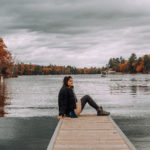 Muskoka Lake Autumn